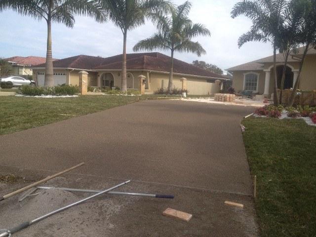 installing paver walkway