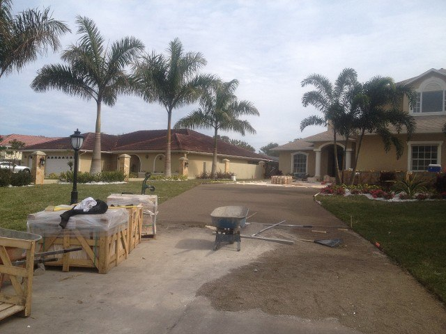 ideas for driveways