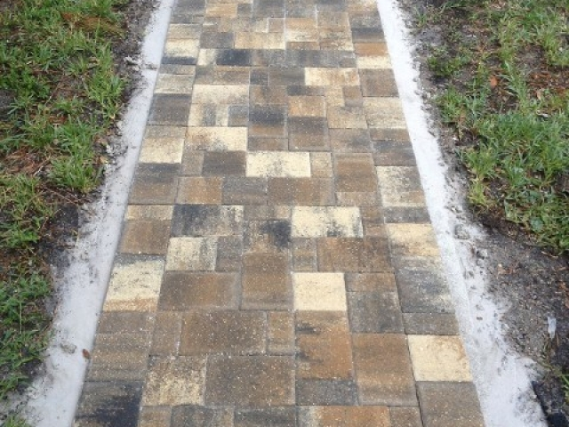 yard pavers