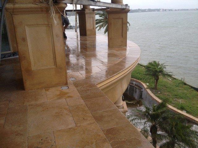 marble patios