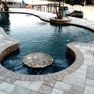 pool coping pavers