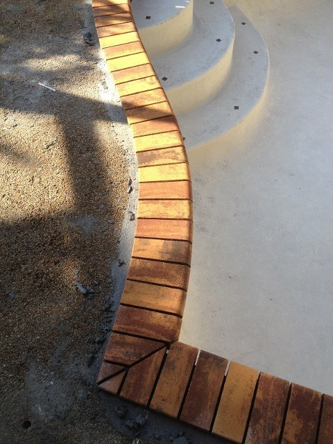 how to pave a patio
