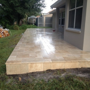brick pavers for patio
