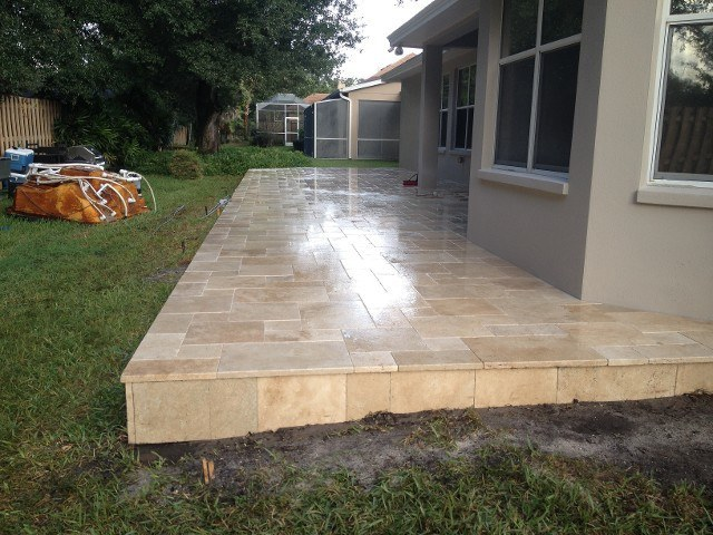 brick pavers for patio