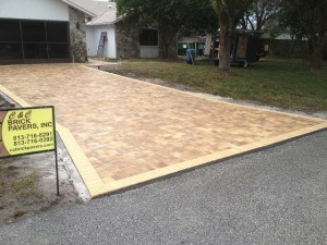 paving and driveways