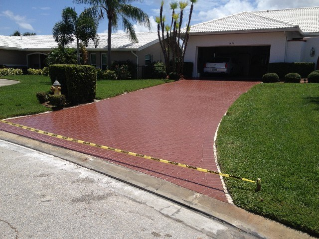 driveway paving options