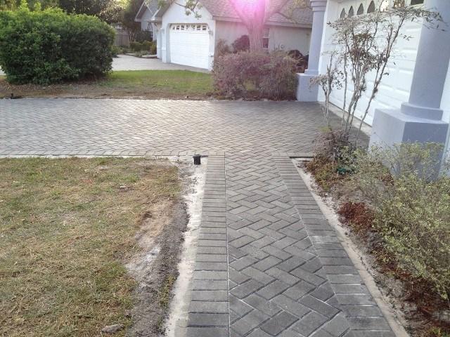 driveway options