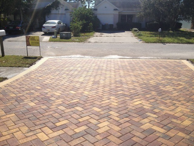 unique driveways