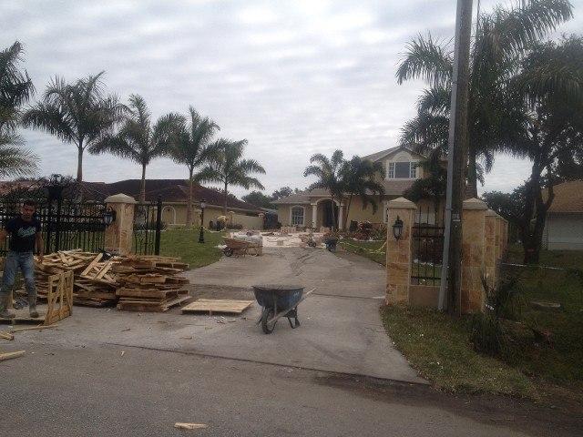 driveway materials