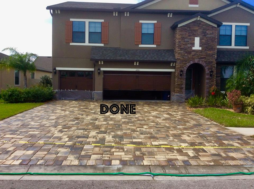 About Brick Paver company