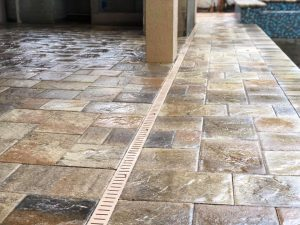 Tampa pool pavers